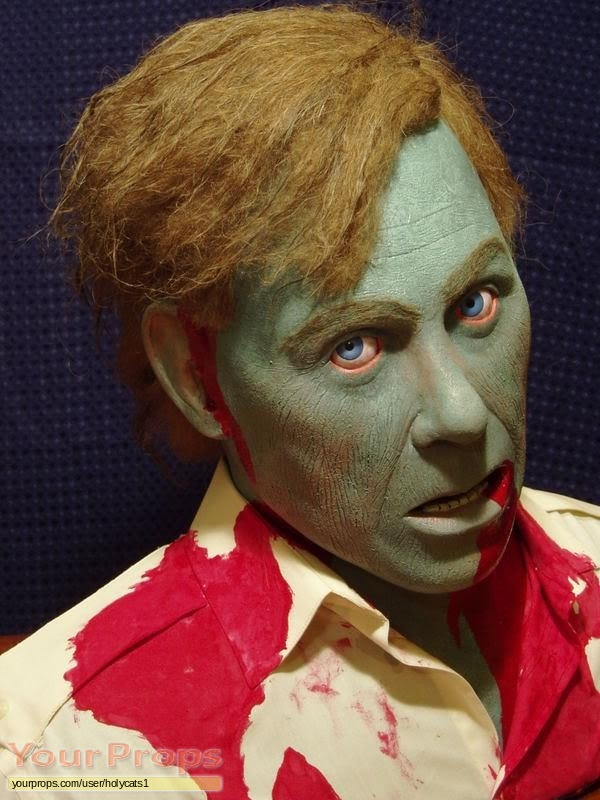 Dawn of the Dead replica movie prop
