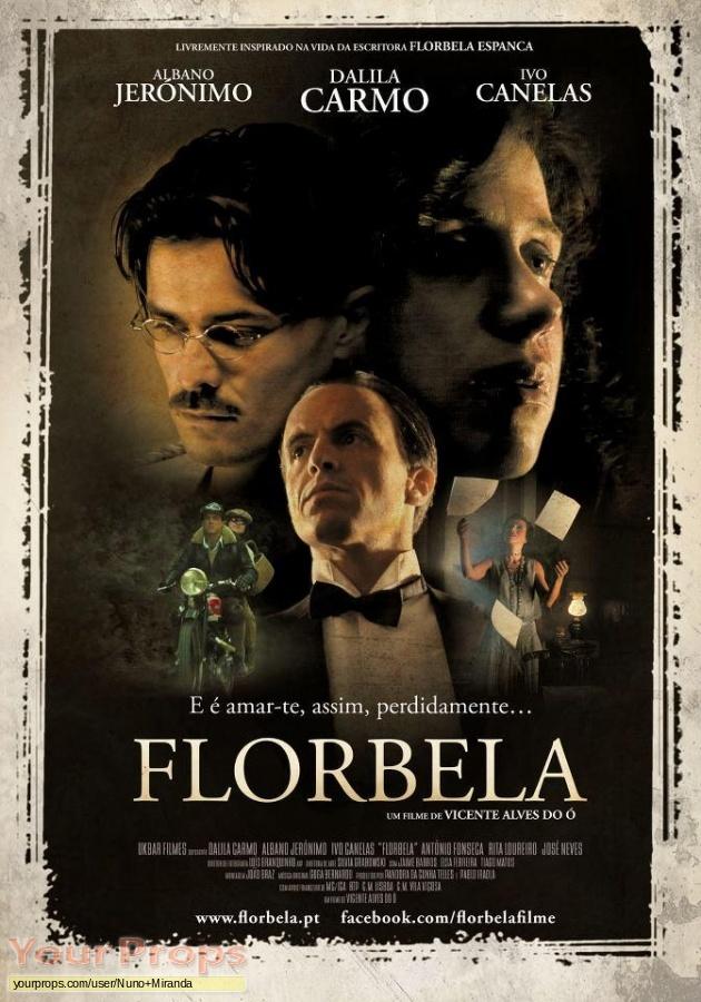 Florbela original movie costume