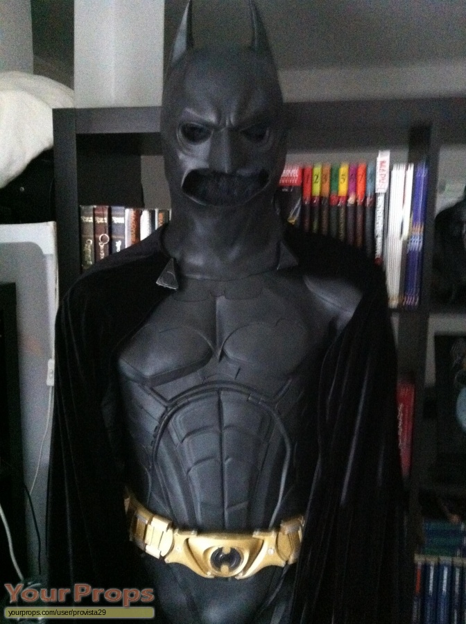 Batman Begins replica movie costume