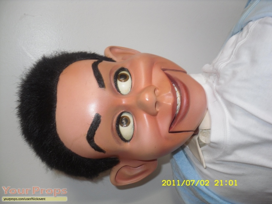 The Dummy original movie prop