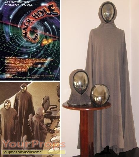 The Black Hole original movie costume