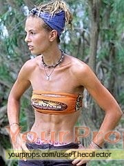 Survivor The Australian Outback original movie prop