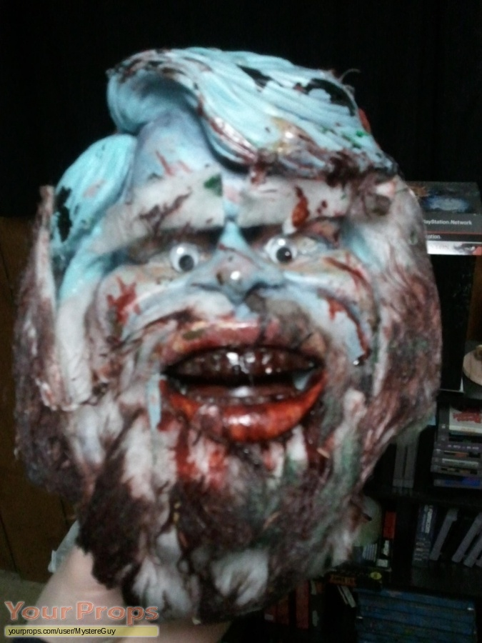 Gingerdead Man 2  Passion of the Crust original movie prop