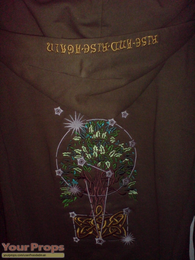 Robin Hood original film-crew items