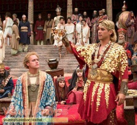 Alexander replica movie prop