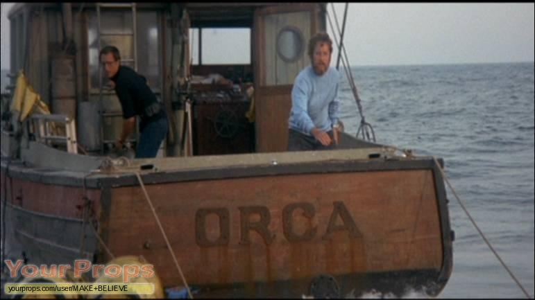 Jaws replica production material