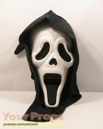 Scream 4   Scre4m original movie prop