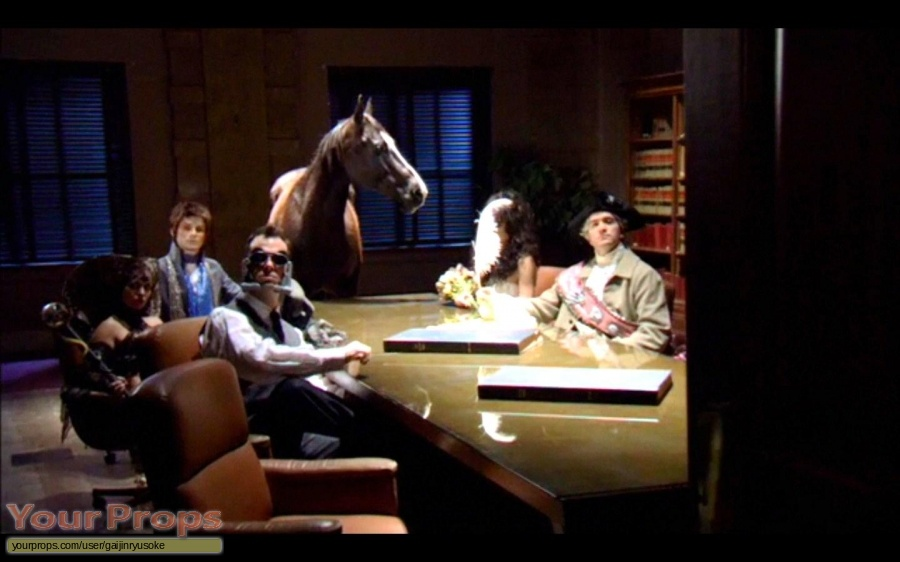 Dr  Horribles Sing-Along Blog original production artwork