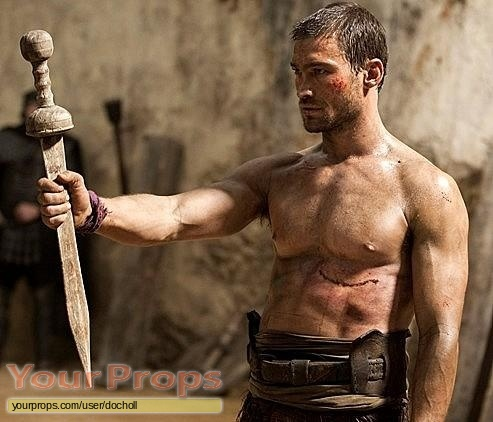 Spartacus  Blood and Sand replica movie prop