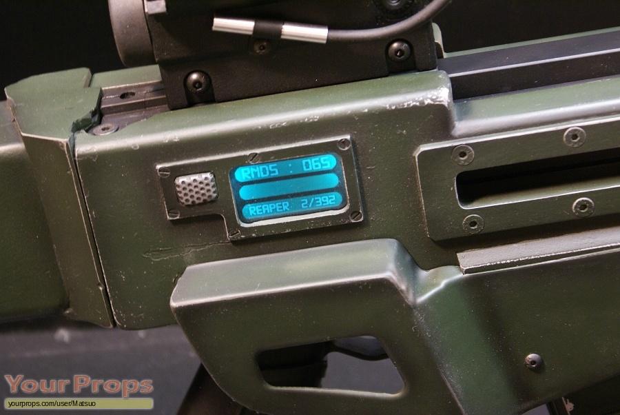 Doom replica movie prop