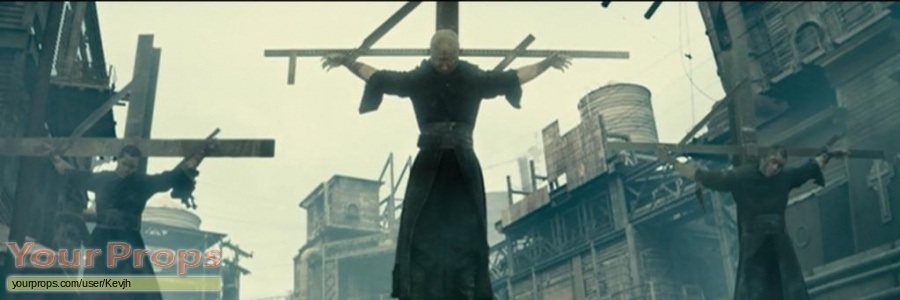 Priest original movie costume