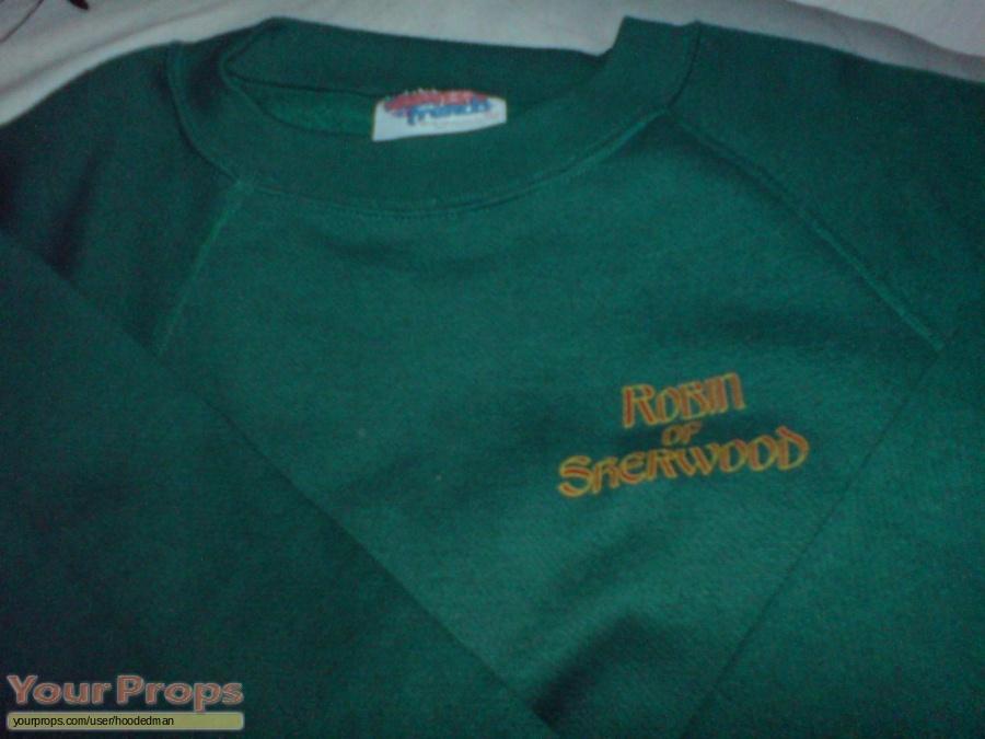 Robin of Sherwood original film-crew items
