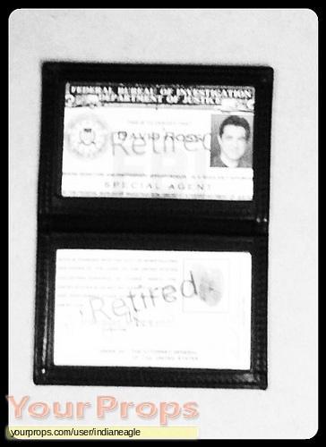 Criminal Minds replica movie prop