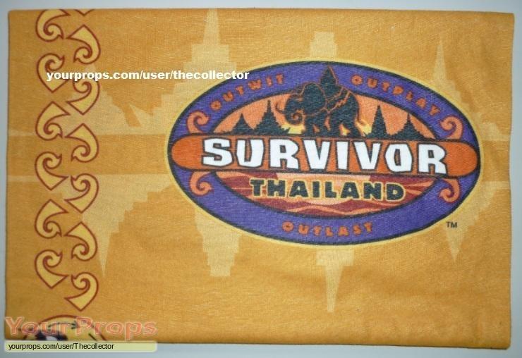 Survivor Thailand original movie prop