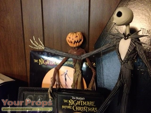 The Nightmare Before Christmas replica movie prop