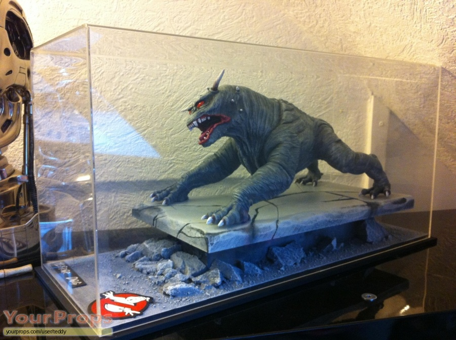 Ghostbusters scaled scratch-built model   miniature