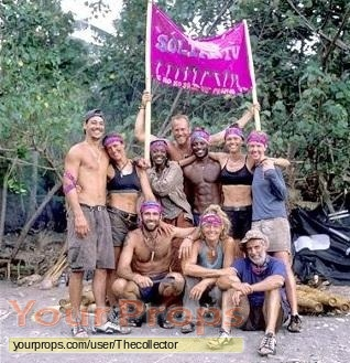 Survivor Marquesas original movie prop