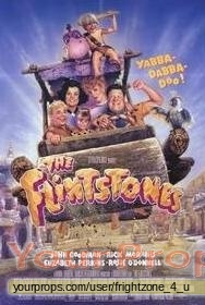 The Flintstones original movie costume