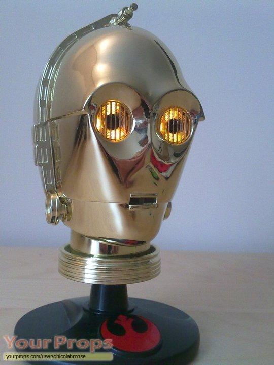 Star Wars  ANH  ESB   ROTJ (Classic Trilogy) replica movie prop