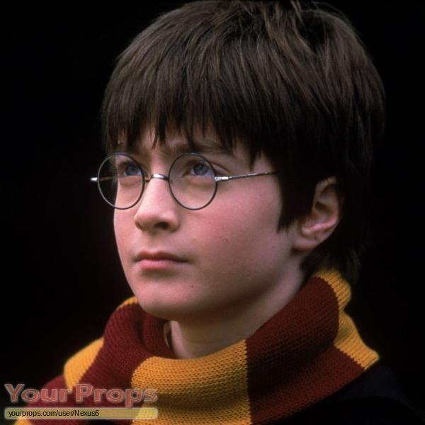 Harry Potter movies replica movie costume