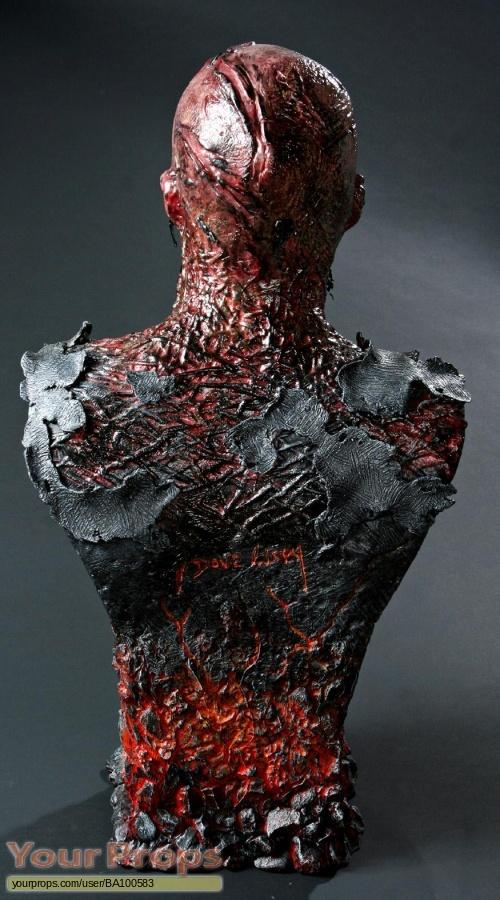 Star Wars  Revenge Of The Sith replica make-up   prosthetics