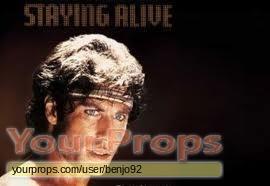 Staying Alive original movie costume