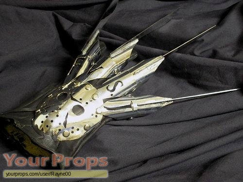 Freddy vs  Jason replica movie prop weapon