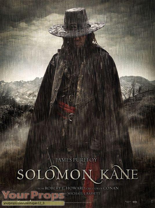 Solomon Kane original set dressing   pieces