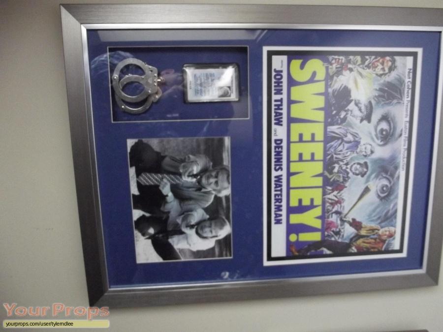The Sweeney replica movie prop