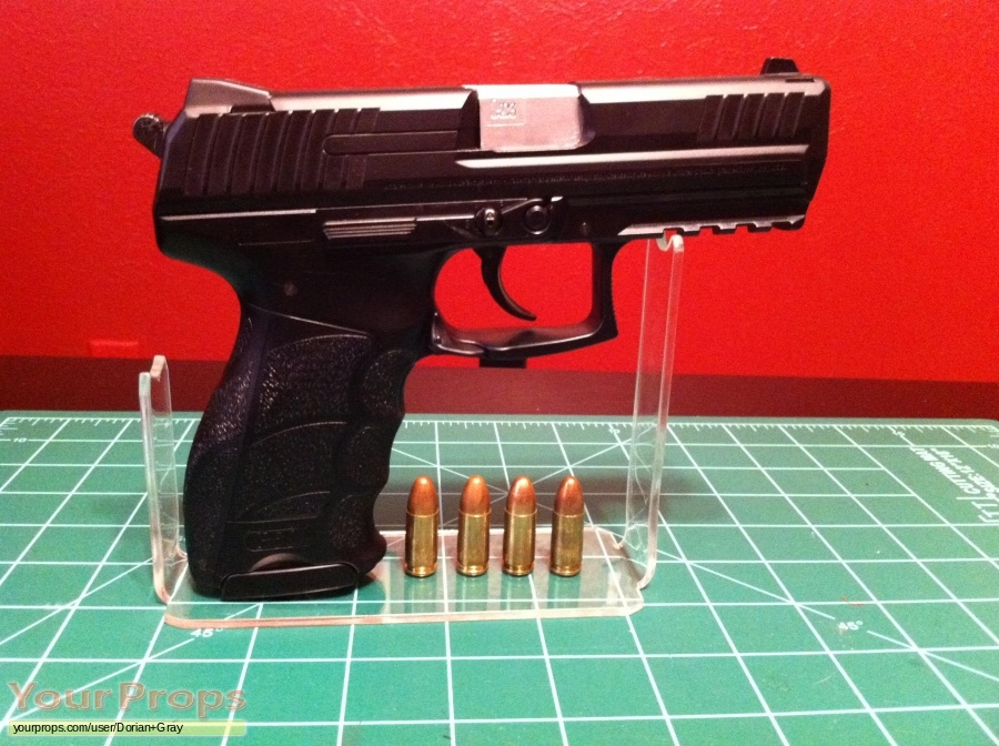 The Avengers replica movie prop weapon