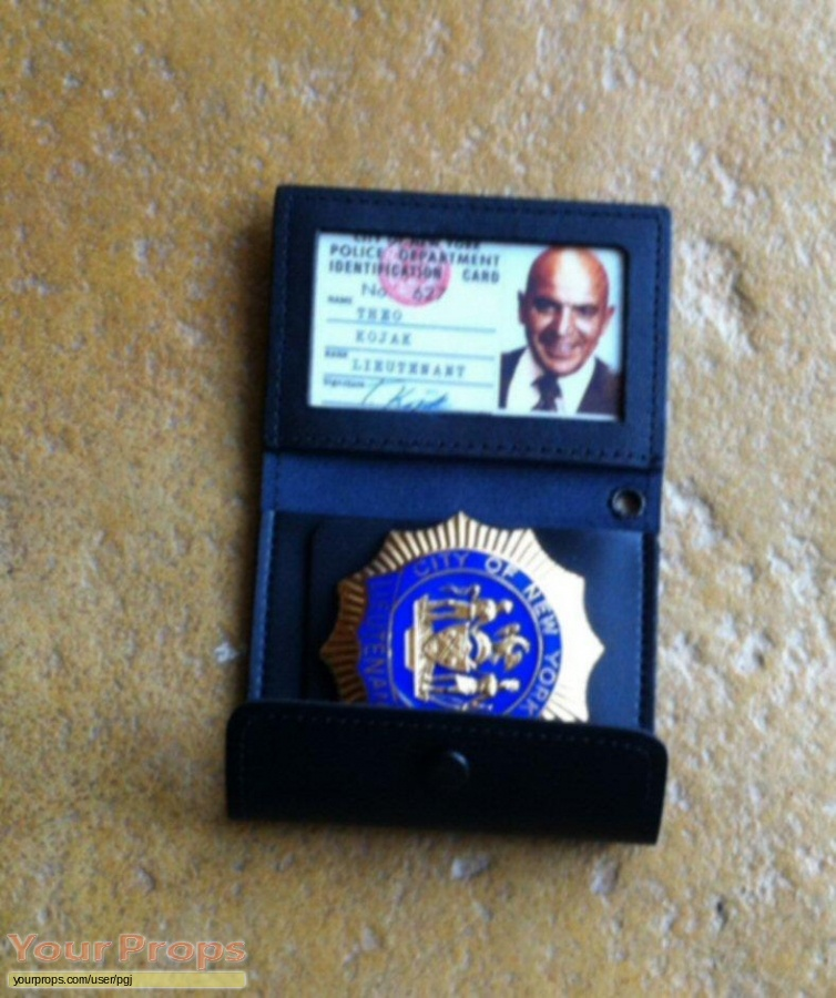 Kojak replica movie prop