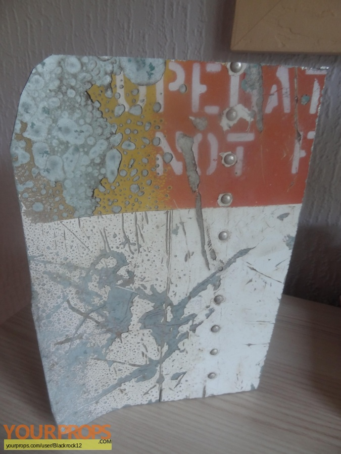 Lost original movie prop