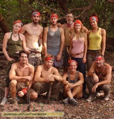 Survivor The Amazon original movie prop
