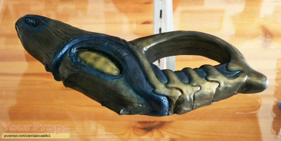 Stargate Atlantis replica movie prop