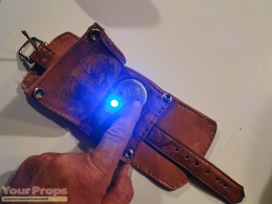 Doctor Who replica movie prop