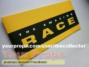 The Amazing Race original movie prop