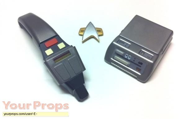 Star Trek  First Contact replica movie prop