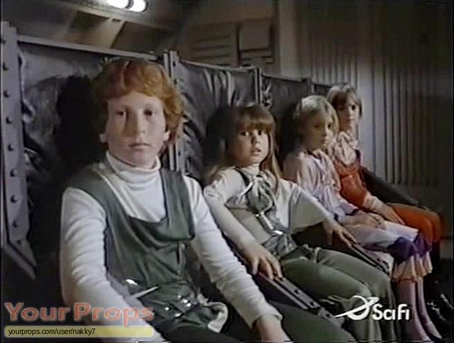 Galactica 1980 original movie costume