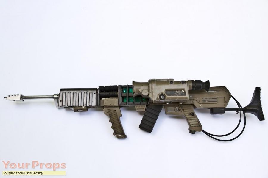 Eraser original movie prop weapon