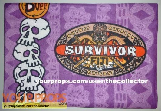 Survivor Fiji original movie prop