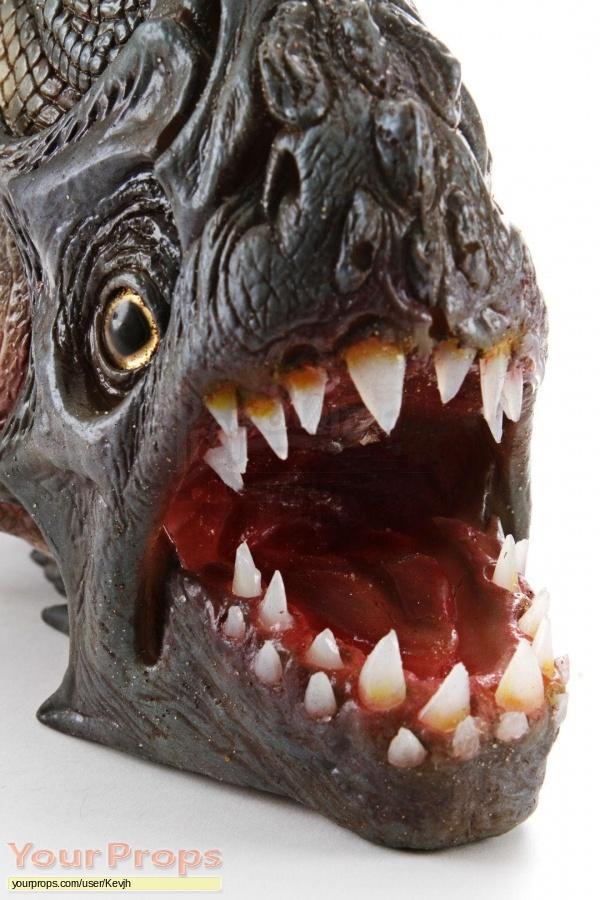 Piranha 3DD original movie prop