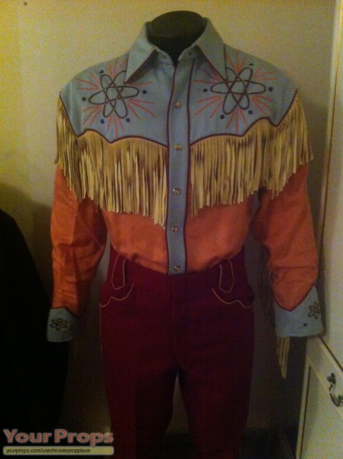 Back To The Future 3 original movie costume