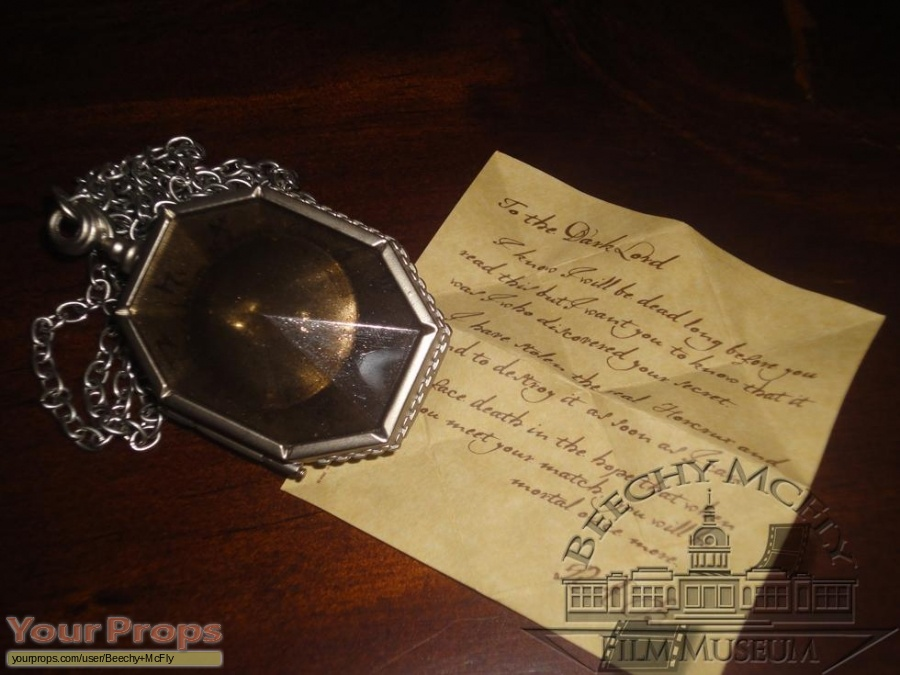 Harry Potter and the Half Blood Prince The Noble Collection movie prop