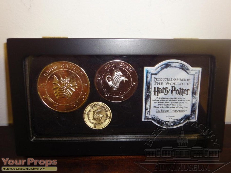 Harry Potter and the Philosophers Stone The Noble Collection movie prop