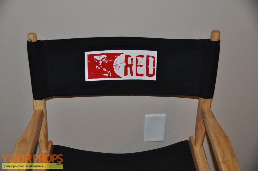 Red original production material