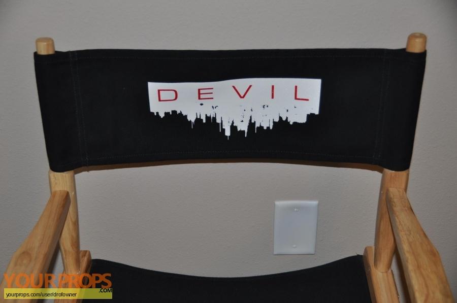 Devil original production material