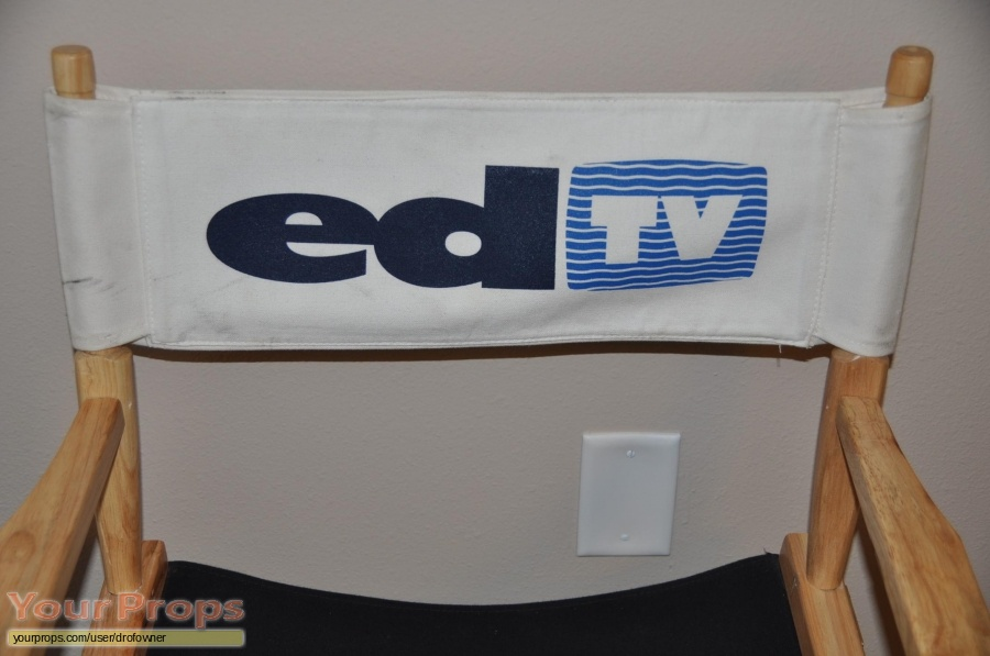 EDtv original production material