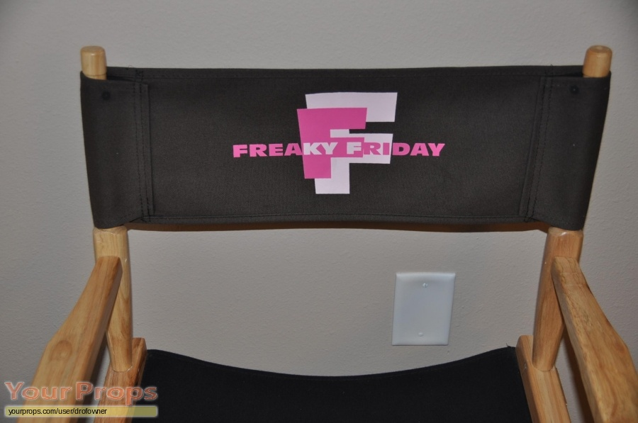 Freaky Friday original production material