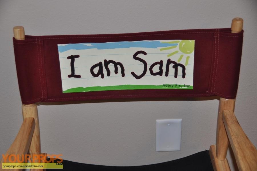 I Am Sam original production material