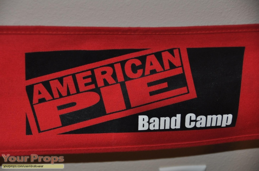 American Pie Presents Band Camp original production material